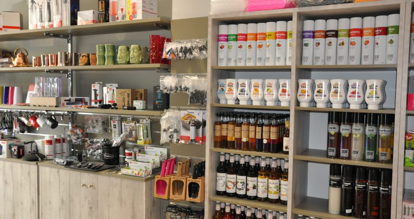 Barequip.gr to shop for barware in Athens