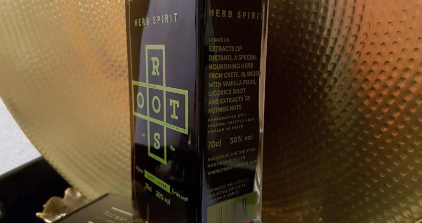 Roots Herb Spirit by Finest Spirits