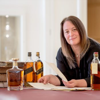 Christine McCafferty, Archive Manager at Diageo
