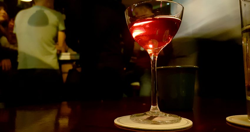 A touch of Italy and a Negroni at Bar Termini