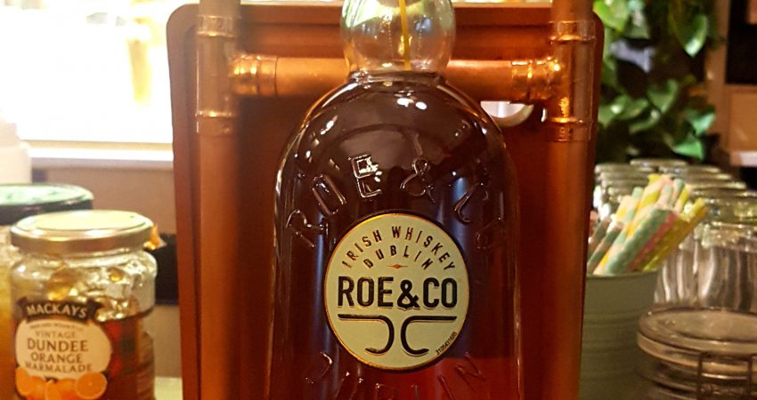 Bartenders at the heart of Irish whiskey Roe & Co's history