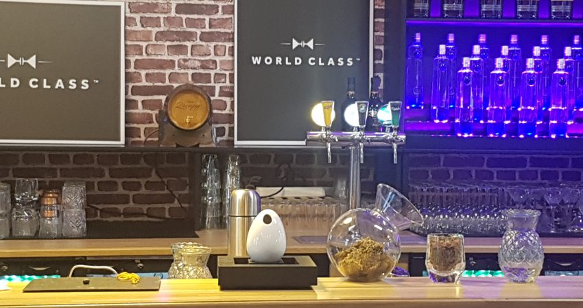 The search for the Diageo World Class 2018 winner is on