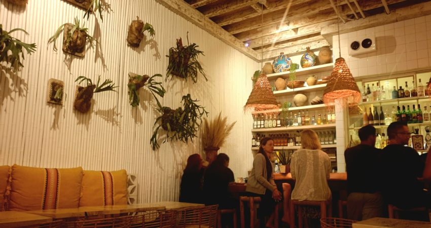 Mezcal heaven at Chulita in Venice Beach