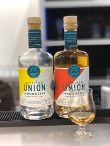 Spirited Union Lemon Leaf and Spice & Sea Salt