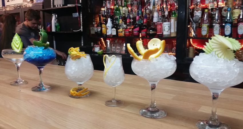 EBS European Bartender School: 4-Week International Bartender Course