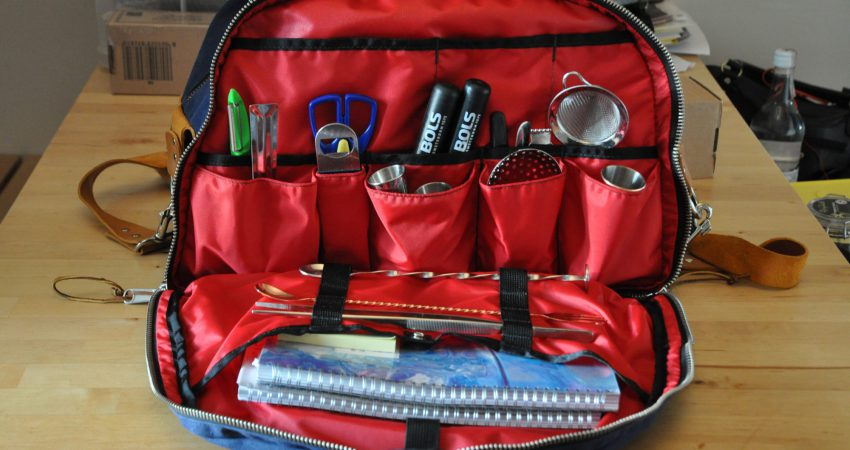 Bartender bag by Mavenhal