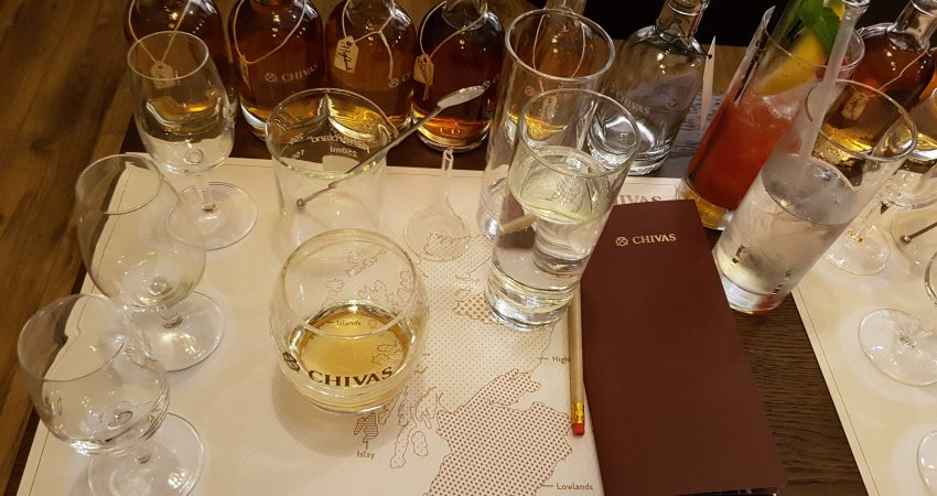 The Art of Blending with Chivas