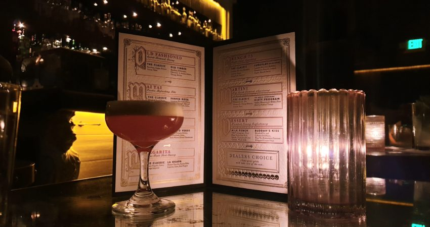 The Noble Experiment of fine drinking in San Diego