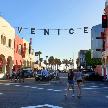 Fine food and cocktails in Santa Monica and Venice Beach